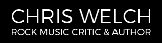 Chris Welch Logo