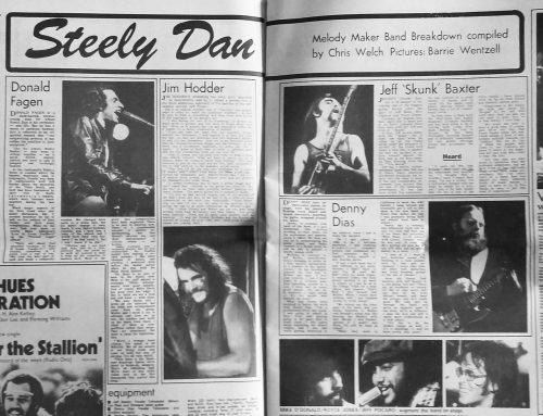 Band Breakdown: Steely Dan