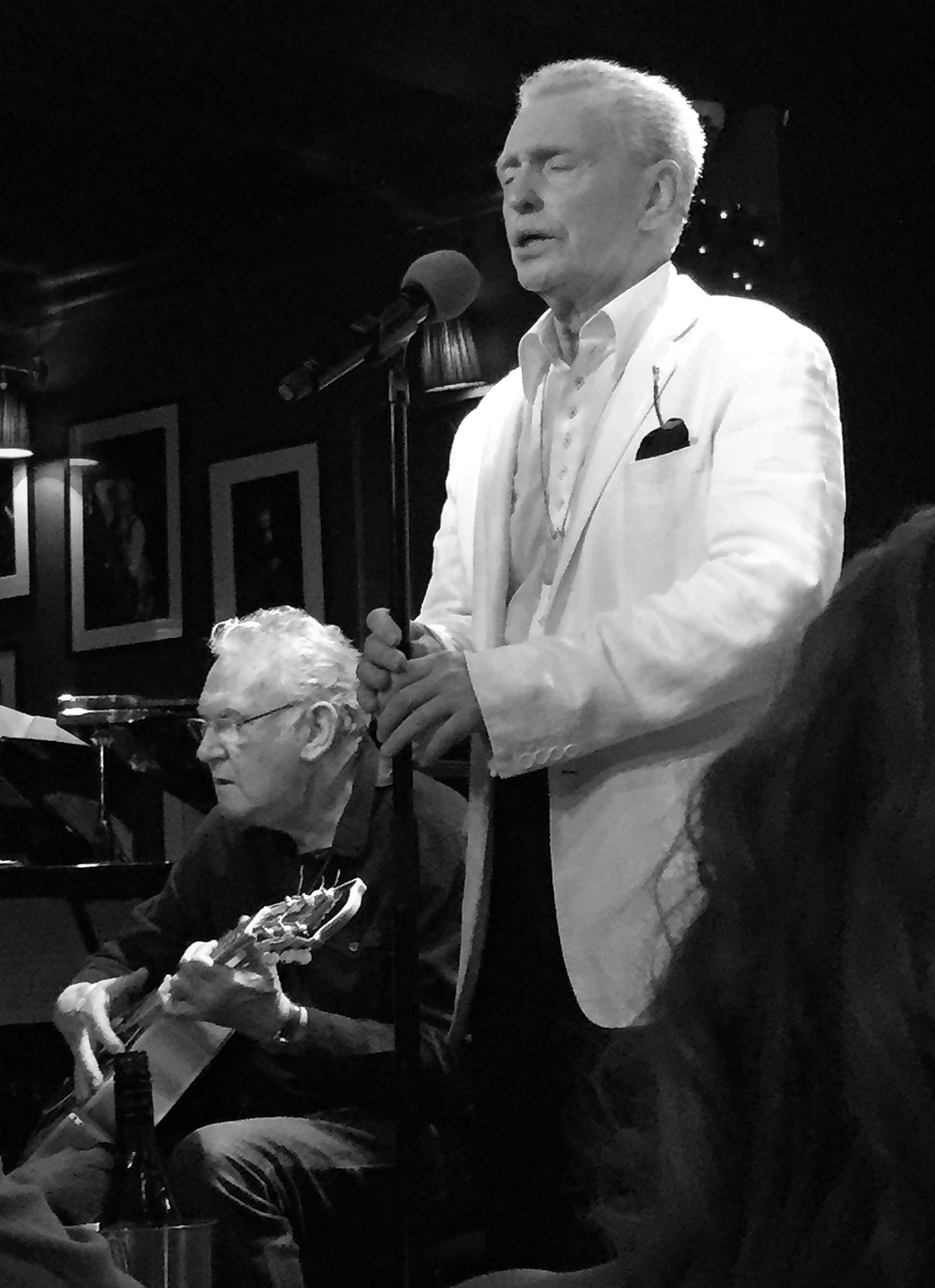 Georgie Fame at Ronnie Scott's