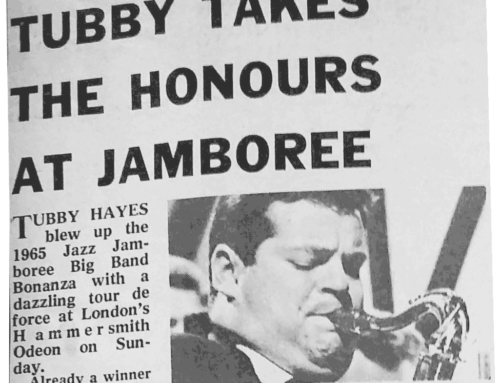 Tubby Hayes at Jazz Jamboree, June 1965