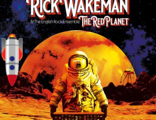 Rick Wakeman 'The Red Planet'